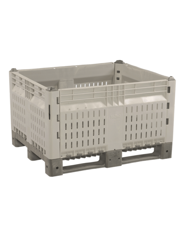 Knockdown Harvest Bins - Collapsible Container