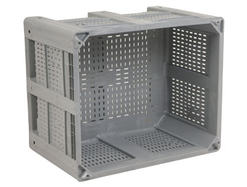 Vented Ace Harvest Bins - 48 x 40 x 31