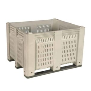 Vented Harvest Bins - 48 x 40 x 31